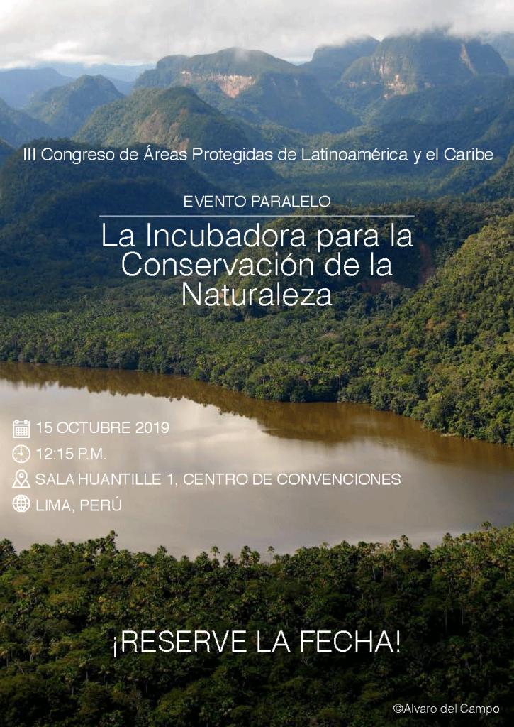III Congreso de Áreas Naturales Protegidas de Latinoamerica y el Caribe