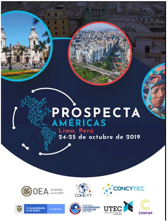 Primer Seminario Internacional sobre Prospectiva Tecnológica para las Américas